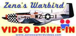 Zeno's Warbird Video Drive-In -- More than 14 hours of World War 2 and jet aviation videos playing for free