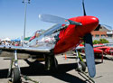 Photo of P-51D Mustang Stang Evil - Click to see more photos