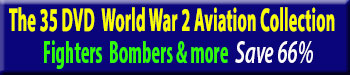 World War 2 Avaition Collection DVD Sale
